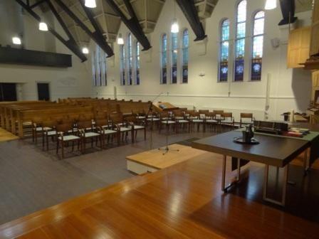 Herinrichting Kerk