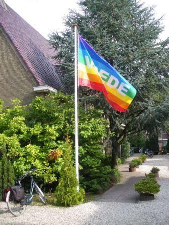 Vredesvlag Regentessekerk