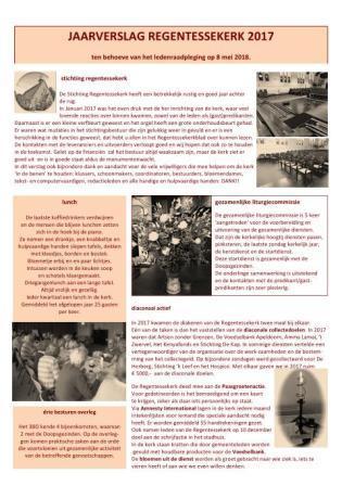 Foto jaarverslag